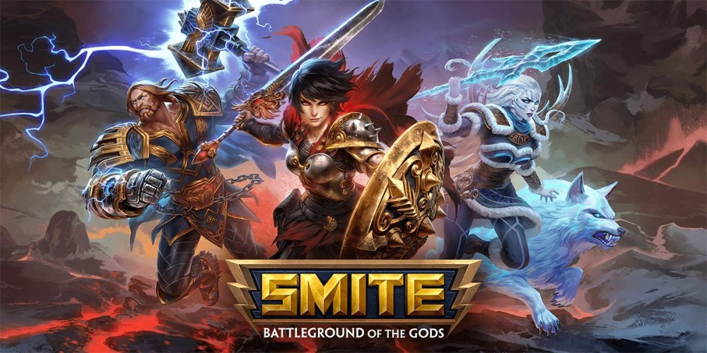 SMITE Epic Starter Pack : Get It FREE For A Limited Time!