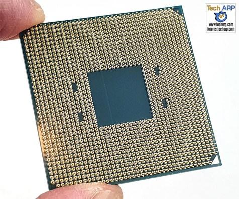 AMD Ryzen 3 3300X bottom