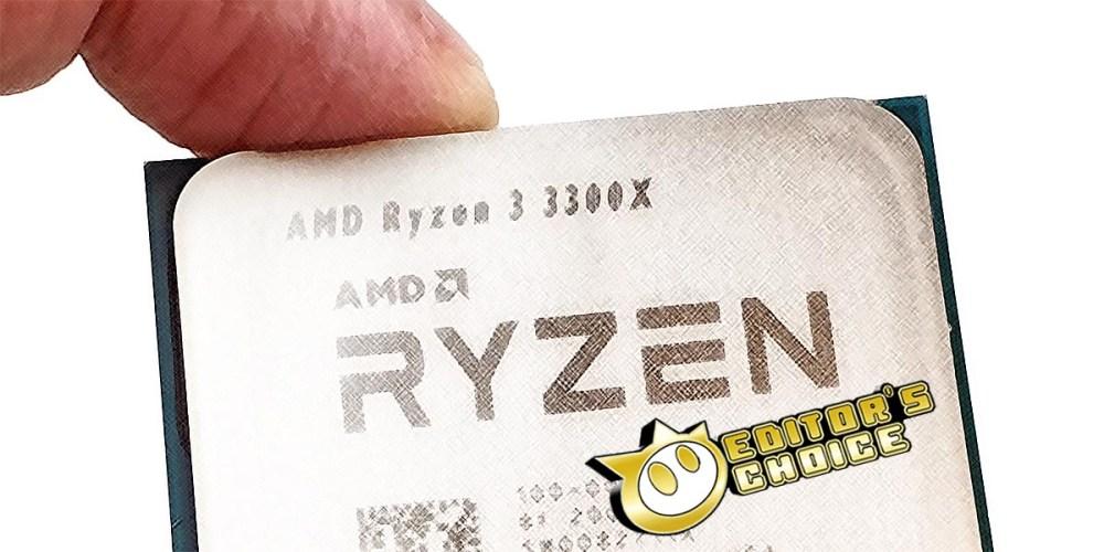 AMD Ryzen 3 3300X Review : Quite The Bargain @ $120!