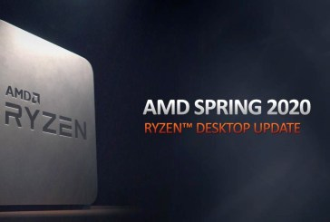 AMD Ryzen Desktop CPU Spring 2020 Update!