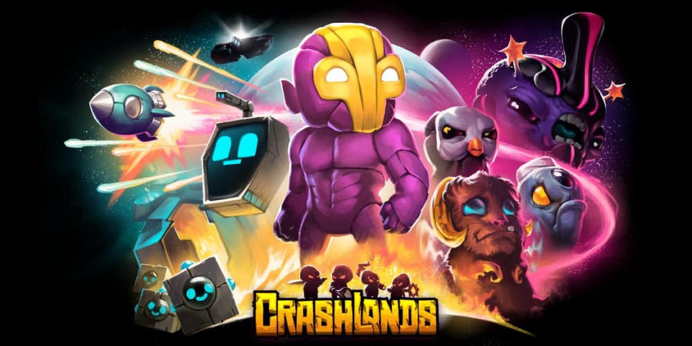 Crashlands : Get It FREE For A Limited Time!