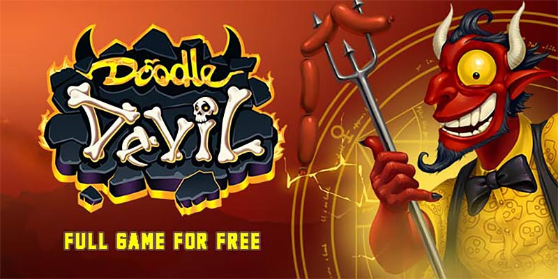 Doodle Devil : Get It FREE For A Limited Time!