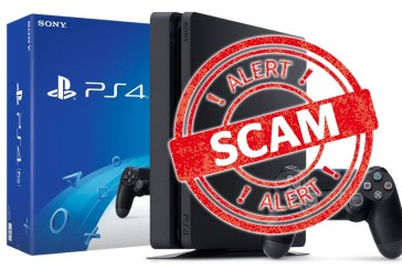 Scam Alert : Fake PS4 Promotions On Facebook!