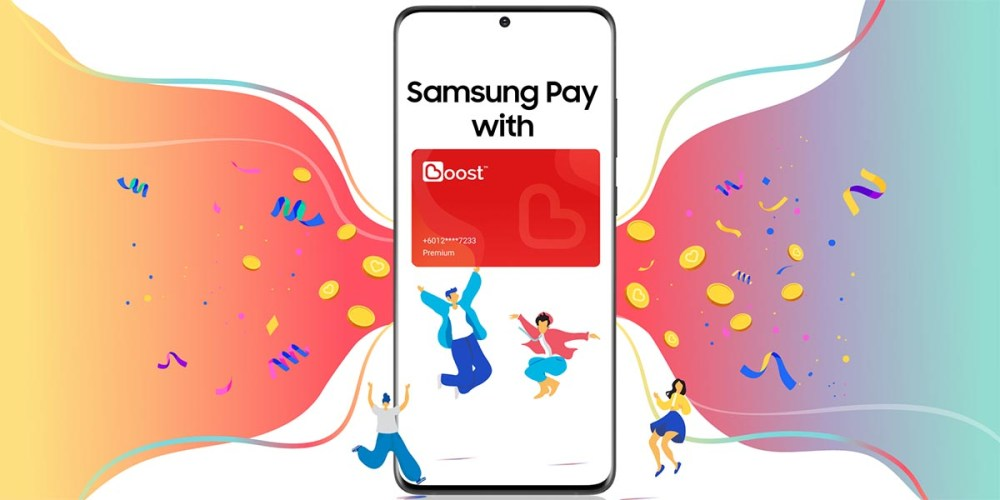 Samsung Pay Now Supports Boost eWallet!