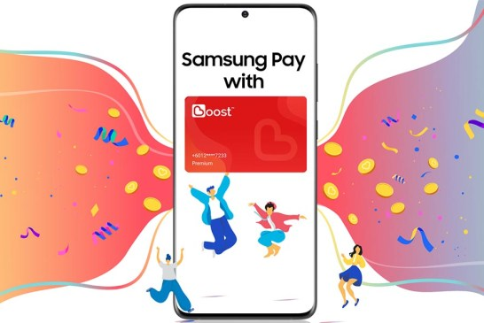 Samsung Pay Now Supports Boost e-Wallet!