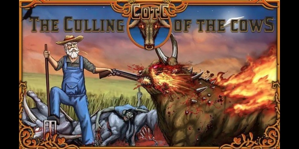 The Culling of the Cows : Get It FREE For A Limited Time!