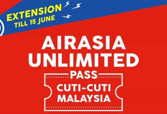 AirAsia Domestic Unlimited Pass Extended : Poor Response?