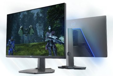 Dell S2721DGF Gaming Monitor : QHD + 165 Hz FTW!