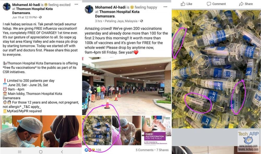 Thomson Hospital Mohamed Al-hadi post combined