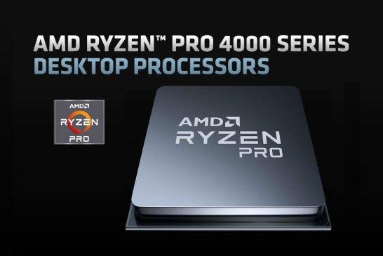 AMD Ryzen PRO 4000 Desktop APUs : All You Need To Know!