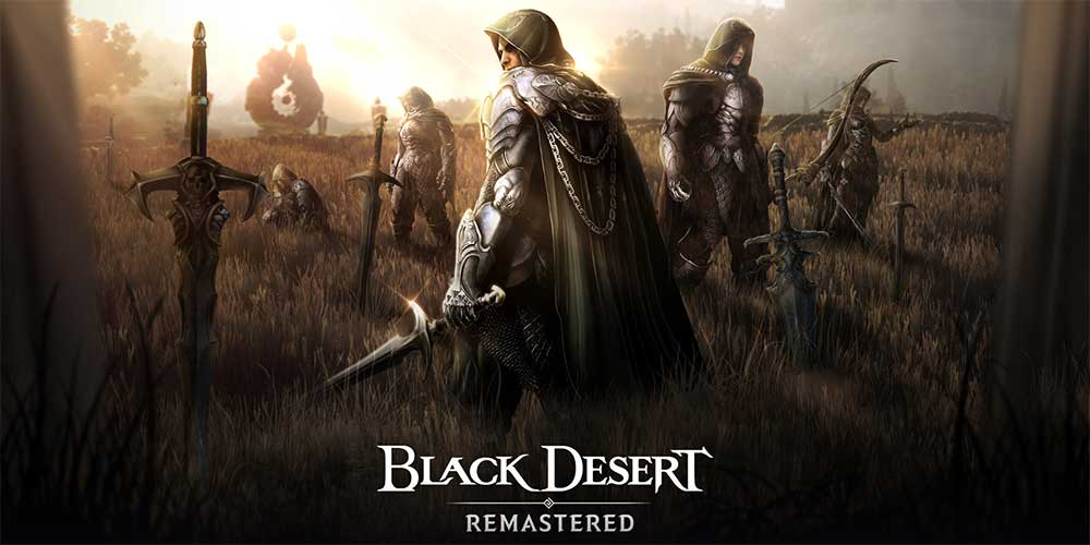 Black Desert Remastered : Get It FREE For A Limited Time!