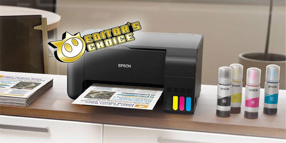 Epson EcoTank L3150 Review : Tech ARP Editor's Choice!