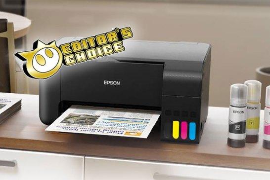 Epson EcoTank L3150 / ET-2710 Review : Editor's Choice!