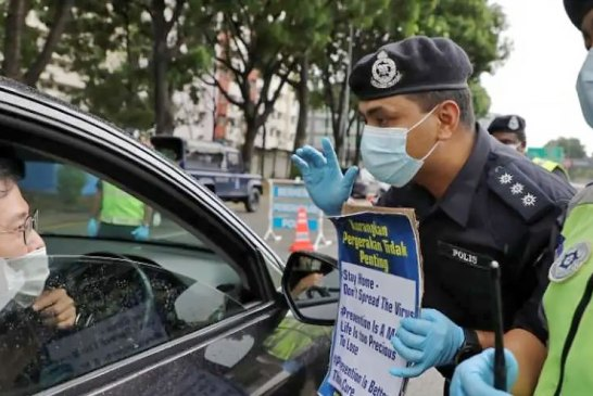 Fact Check : Wear Face Mask In Car Or Get FINED RM1,000?