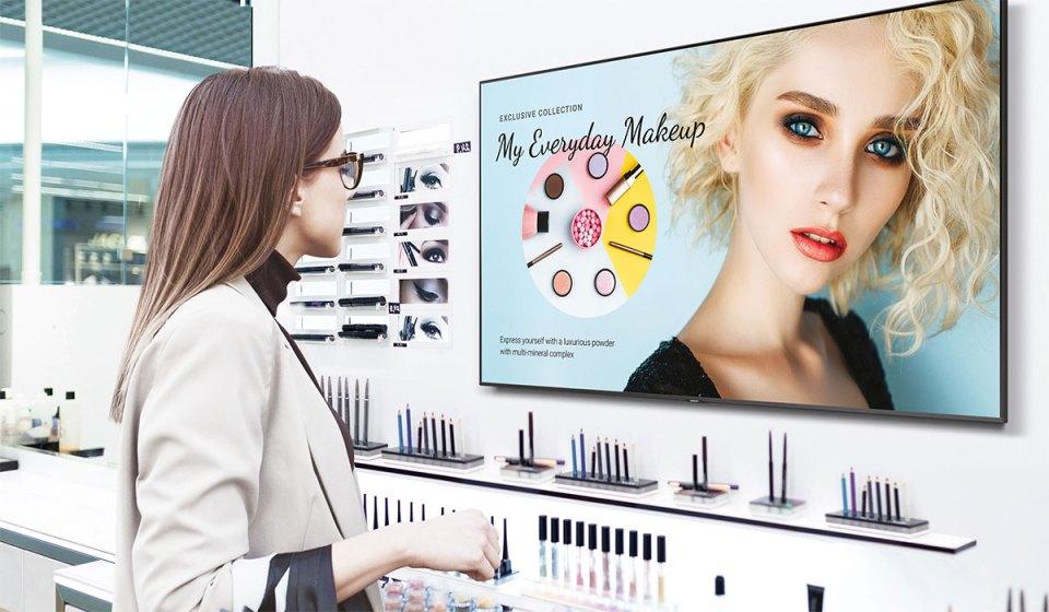 Samsung Business TV 2020 Beauty