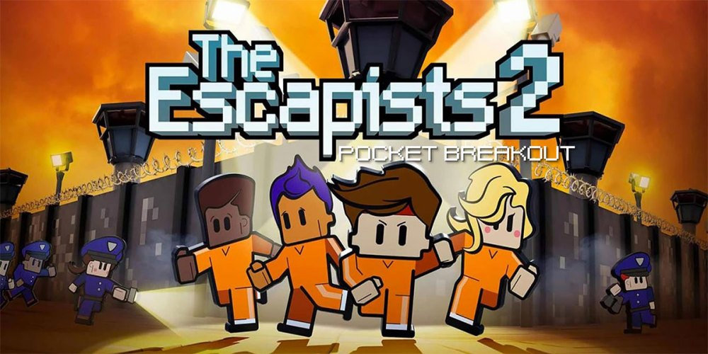 The Escapists 2 : Get It FREE For A Limited Time!