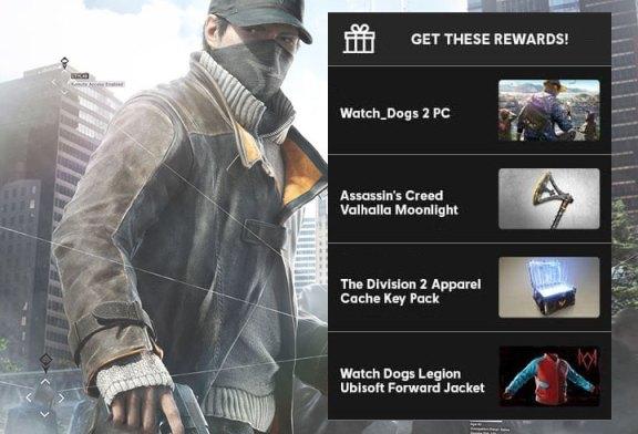 Ubisoft Forward Rewards : How To Get Them All For FREE!