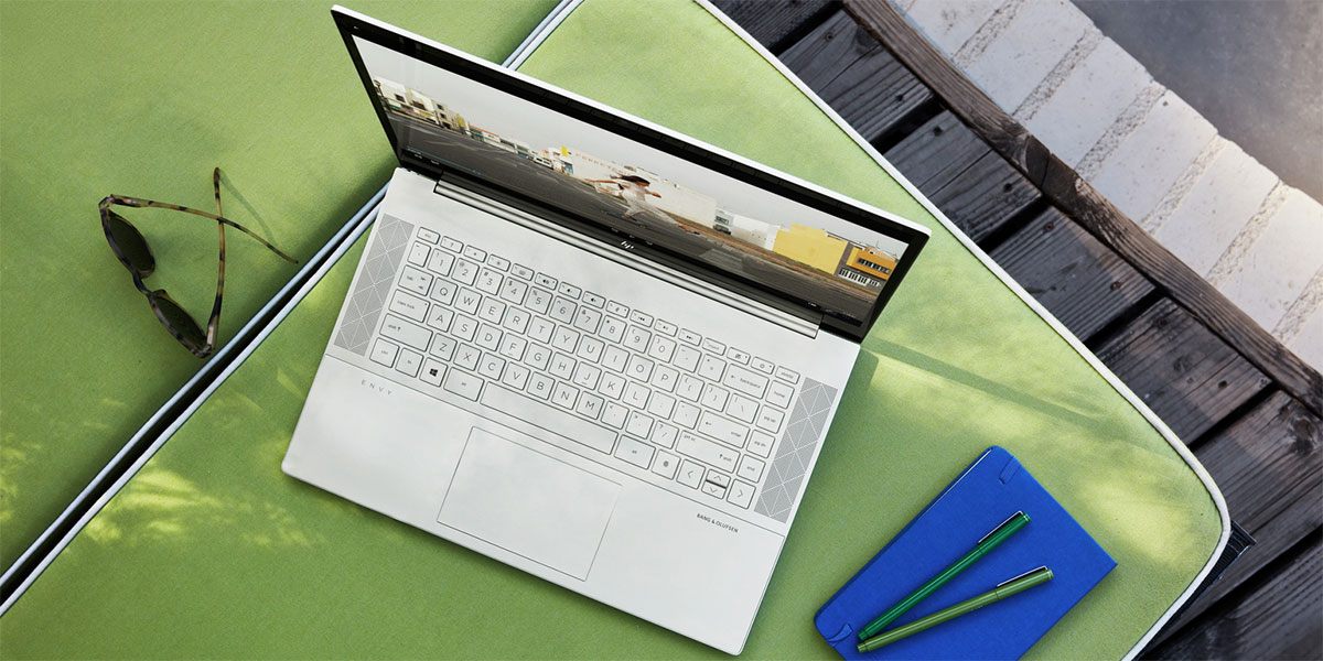 2020 HP ENVY Laptops : Be The Envy Of Creators Wherever You Go!