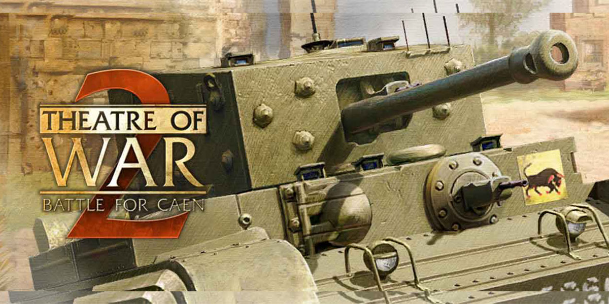 Theatre of War 2 – Battle for Caen : Get It FREE!