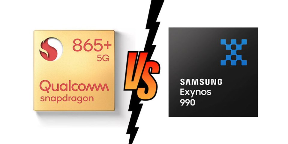 Snapdragon 865 Plus vs Exynos 990 Performance Compared!