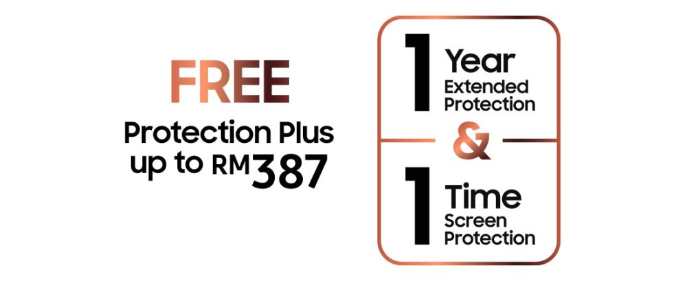 Samsung Galaxy Note 20 free protection plus