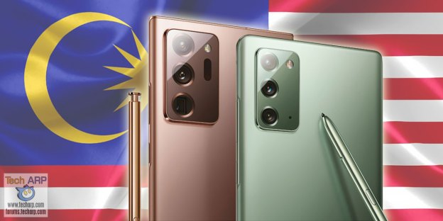 Samsung Galaxy Note20 | Note20 5G : Awesome Deals In Malaysia!