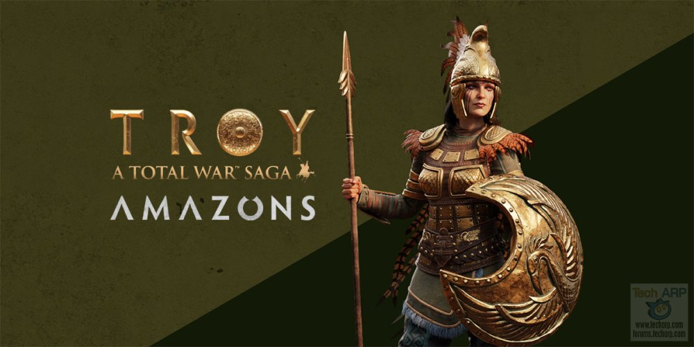 Amazons DLC for TROY : A Total War Saga : How To Get It FREE!