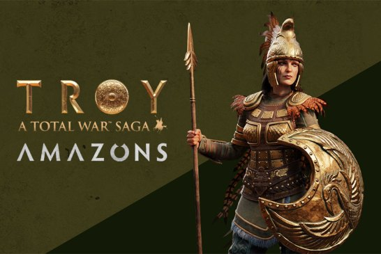 Amazons DLC for TROY Total War : How To Get It FREE!