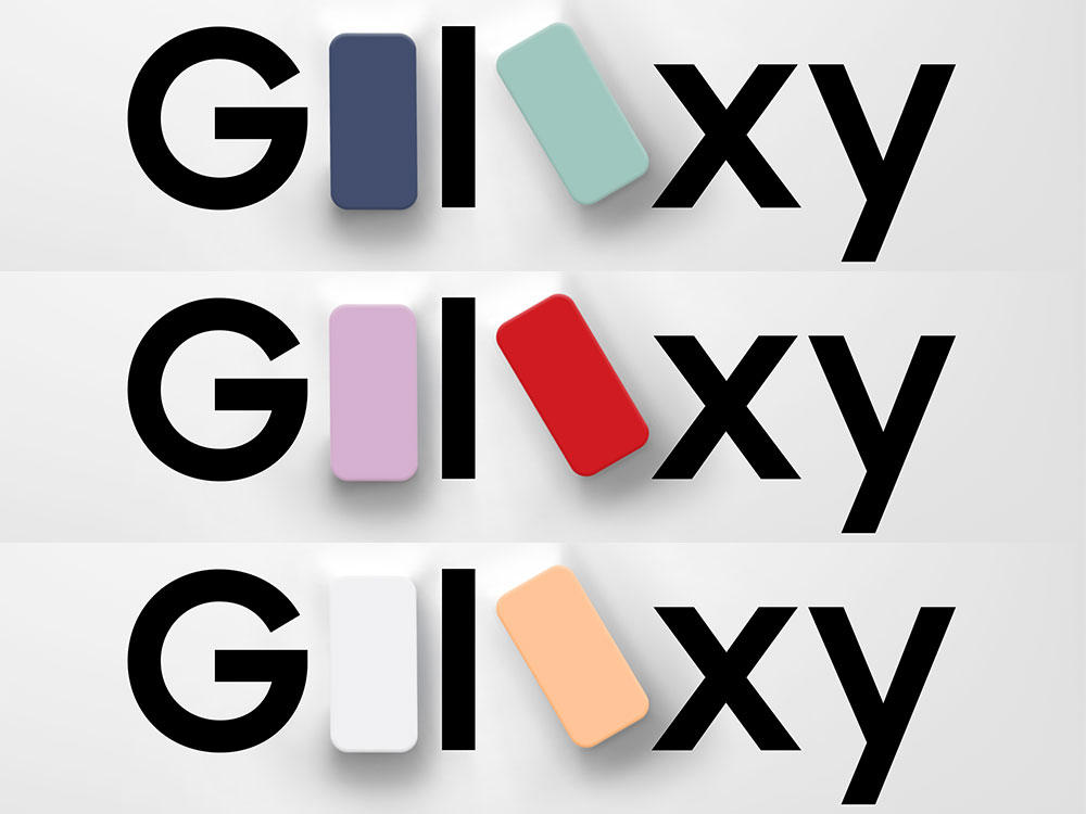 Samsung Galaxy S20 Fan Edition colour options