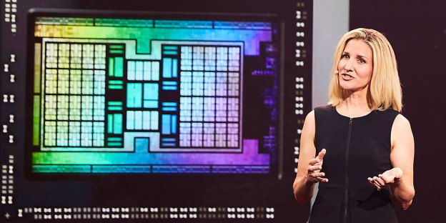 AMD Infinity Cache : L3 Cache Comes To The GPU!