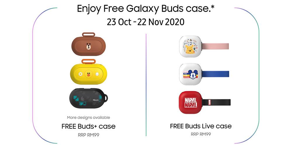 Galaxy Buds Live | Galaxy Buds+ : Deals For Oct-Nov!