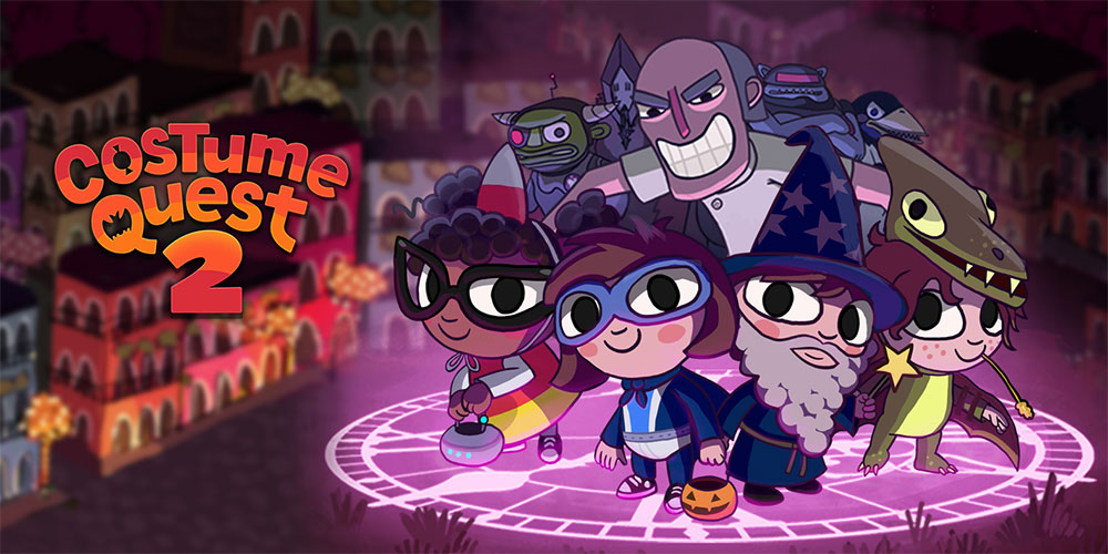 Costume Quest 2 : Get It FREE For A Limited Time!