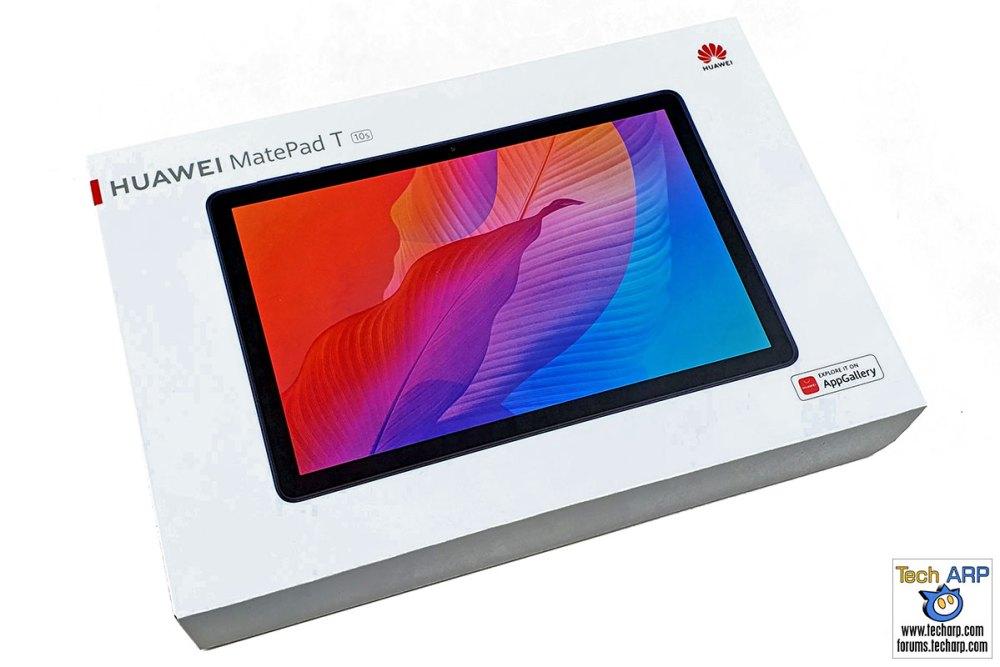 HUAWEI MatePad T 10s box