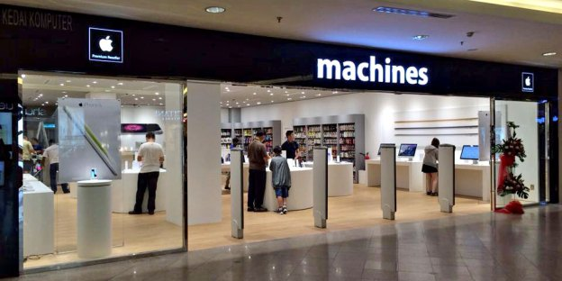 Machines Mid Valley : Closed After COVID-19 Exposure!