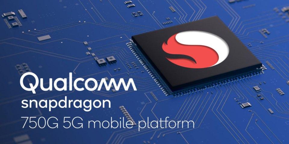 Qualcomm Snapdragon 750G