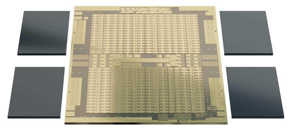 AMD Instinct MI100 Die