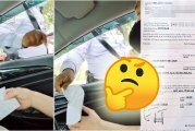 Was This Driver FINED For Letting His Wife Sit Next To Him?