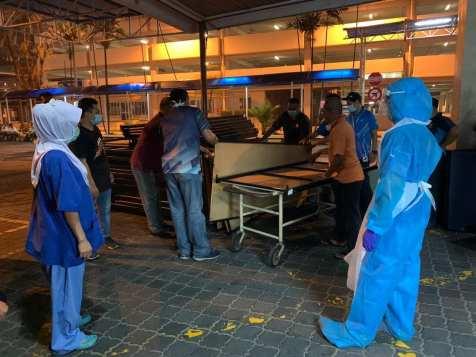 HKL COVID-19 hospital bed expansion 07