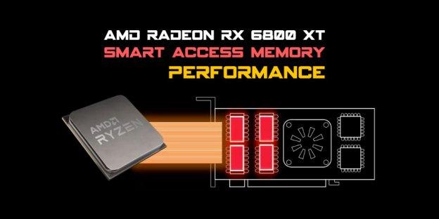 RX 6800 XT Smart Access Memory Performance Comparison!