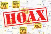 COVID-19 Hot Spot Areas In KL : Hoax Debunked!