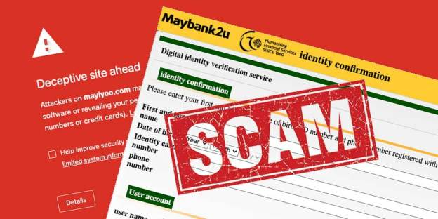 Maybank B40 Subsidy Scam : Do NOT Click Or Call!
