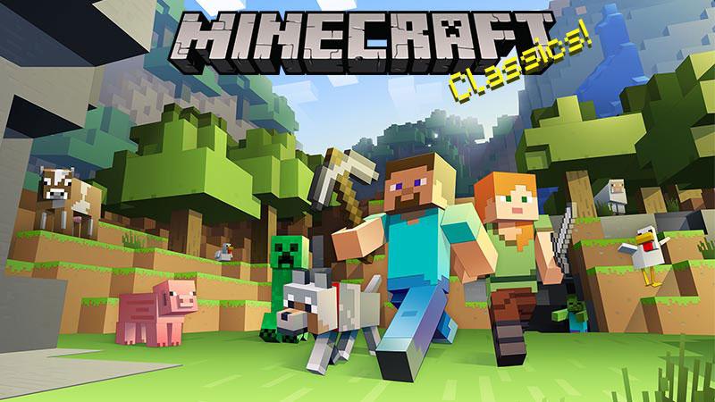 Minecraft Legacy Skin Pack