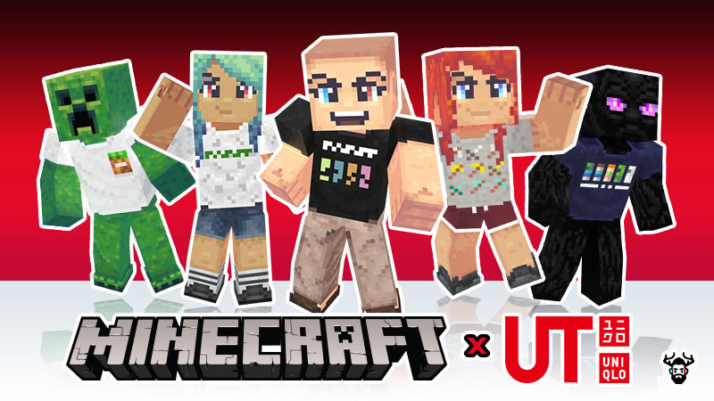 Minecraft free skins - Uniqlo