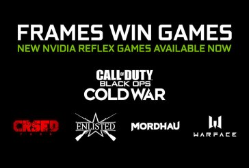 CRSED, Enlisted, Mordhau + Warface Now Support NVIDIA Reflex!