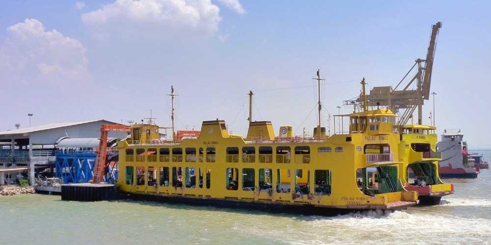 Penang ferries