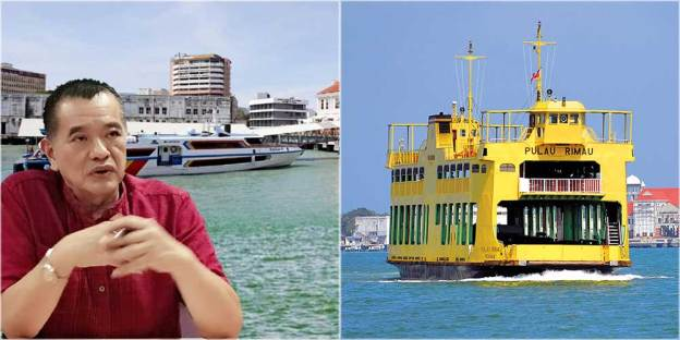 Iconic Penang Ferry To Continue... In A Fashion