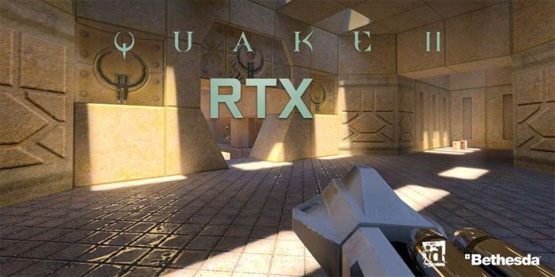 Quake 2 RTX Now Supports Vulkan Ray Tracing!