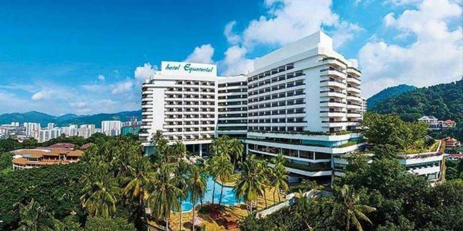 Hotel Equatorial Penang Closes Its Doors On 31 March 2021