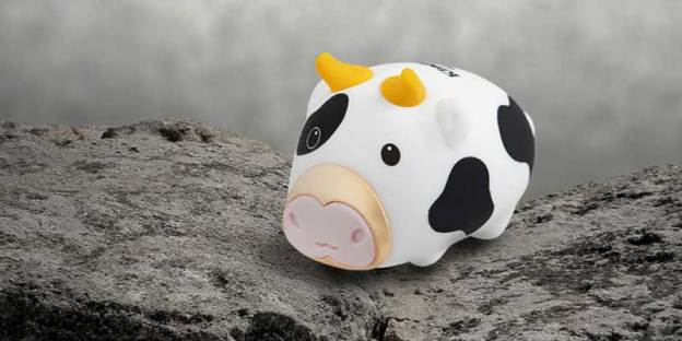 2021 Kingston Limited Edition Mini Cow USB Drive!