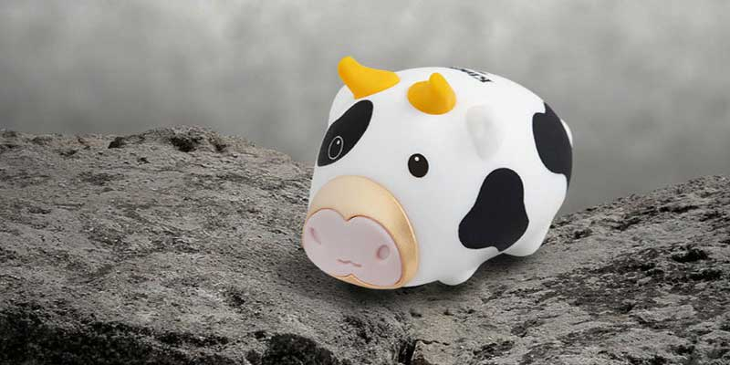 2021 Kingston Limited Edition Mini Cow USB Drive!